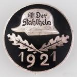 Stahlhelm_Member tomb 1921 (1)