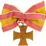 Erinnerungskreuz für freiwillige Hilfstätigkeit1870 71 (1)
