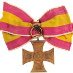 Erinnerungskreuz für freiwillige Hilfstätigkeit1870 71 (2)