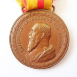 Medaille für Arbeiter und Dienstboten 1895 (1)