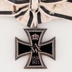 Verdienstkreuz für Frauen und Jungfrauen 1870-71 (4)