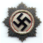 Германский Крест (серебро)-1